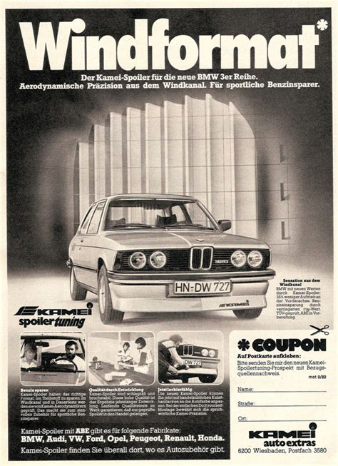 bmw magazine ads inspiration 60 vintage automobile ads