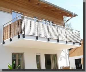 Holz Für Balkongeländer : balkongel nder mit holzf llung umfunktioniertes holz ~ Lizthompson.info Haus und Dekorationen