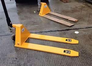 Fork Height 52mm Low Profile Pallet Jack Steel Wheel Tuv