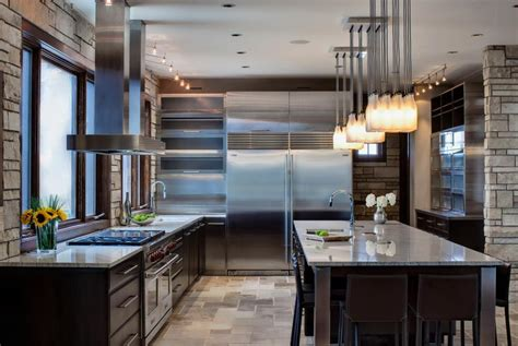 cuisine high tech sophisticated kitchen style that will your kitchen