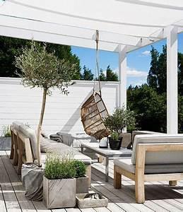 Les 5 Bonnes Ides Piquer Cette Terrasse Balcon En