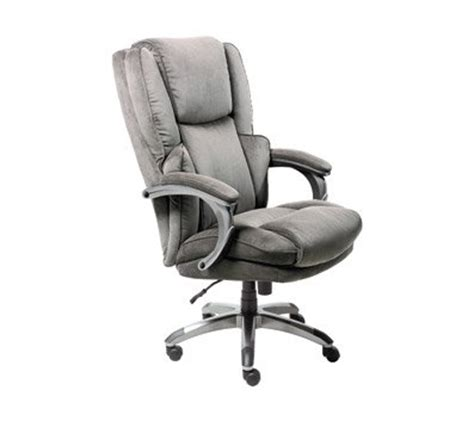 serta big and microfiber executive chair 40916