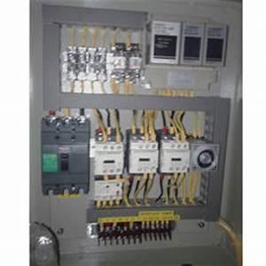 Three Phase Motor Starter Control Panel