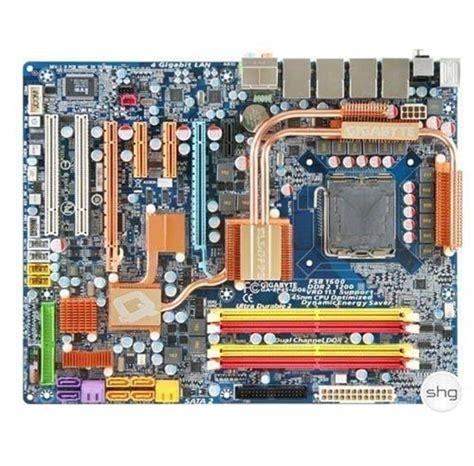 GIGABYTE GA-EP45-DQ6 Intel P45 LGA775 Bundkort - Intel P45 ...
