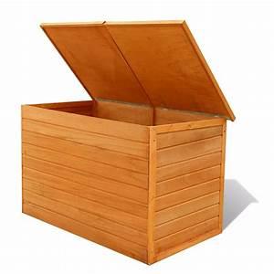 Truhe Aus Holz : der truhe garten aufbewahrungsbox aus holz wasserfest ~ Watch28wear.com Haus und Dekorationen