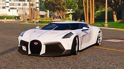 Noire Voiture Bugatti Gta Mod Mods Bugati