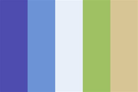 what color is earth planet earth color palette