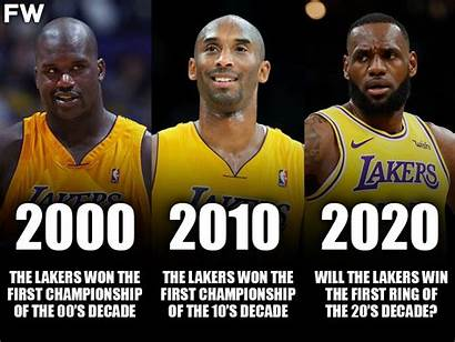 Lakers Championships Won Last Los Angeles