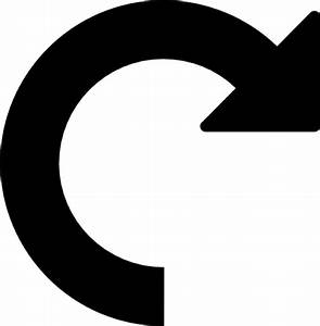 Symbole De Rotation  U00e0 Droite