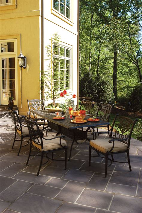 hanamint tuscany patio furniture hanamint grand tuscany collection rust proof cast