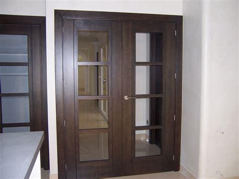 puertas en wengue con inglete carpinter 237 a juan pedro