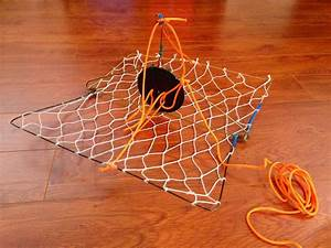 Wire Coat Hanger Casting Crab Trap  14 Steps  With Pictures