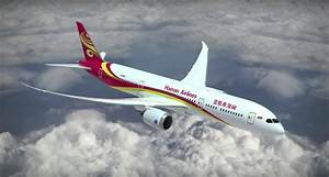 Chinese aircraft flies to the US from China using recycled ...
