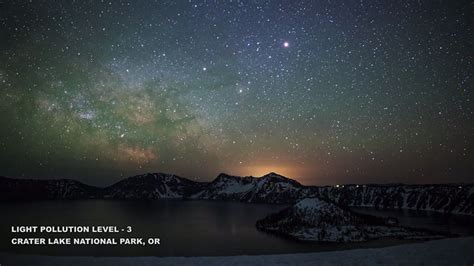 This Is How Light Pollution Affects How We See The Night Sky