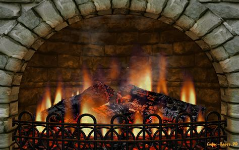Realistic Fireplace Screensaver - 3d realistic fireplace screensaver 3 9 2 5 ключ