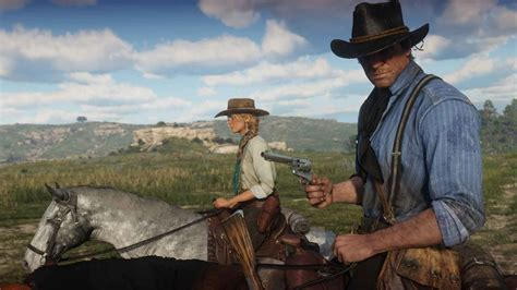 Red Dead Redemption 2 Characters List Expands With New Art