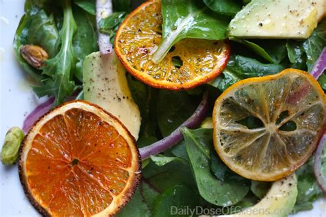 Roasted Citrus Salad Daily Dose Of Greens
