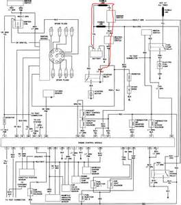 Auxiliary Battery Wiring Diagram 1985 Ford