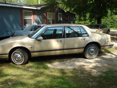 Jsteward31 1986 Oldsmobile Delta 88 Specs, Photos