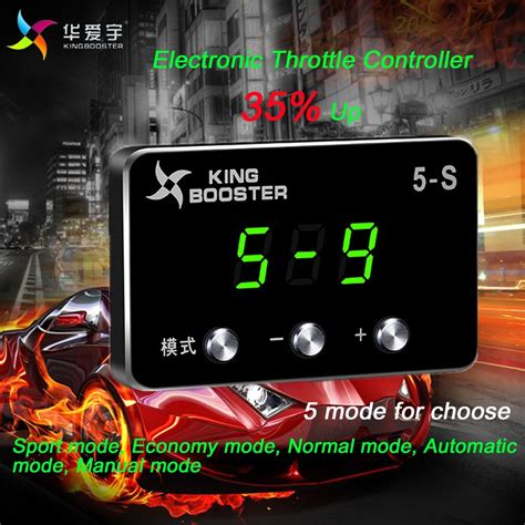 electronic throttle control 1995 honda passport head up display sprint booster automobile accessories tuningbox pedal accelerator electronic throttle controller
