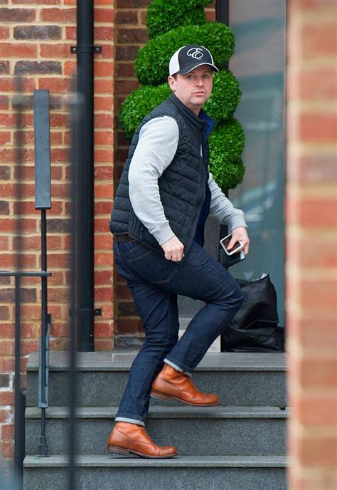 Declan Donnelly spotted for the first time since 'baby ...