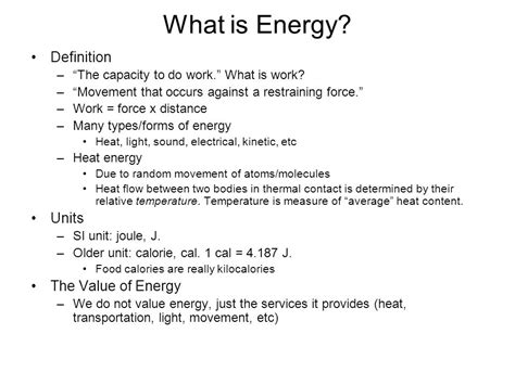 definition of light energy energy sources overview ppt