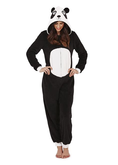 robe de chambre femme amazon loungeable femmes adultes combinaison onesie ours