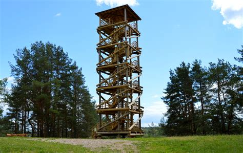 Vasargelišķu skatu tornis - Skolēnu ekskursijas