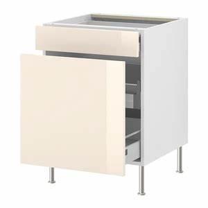 Ikea Faktum Schublade : ikea faktum unterschrank mit auszug schublade abstrakt ~ Watch28wear.com Haus und Dekorationen