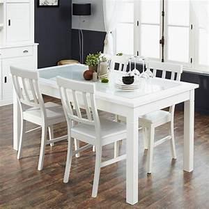 Esstisch Stühle Weiß : essgruppe tischgruppe wei esstisch 160x77x90 4x st hle ~ Michelbontemps.com Haus und Dekorationen