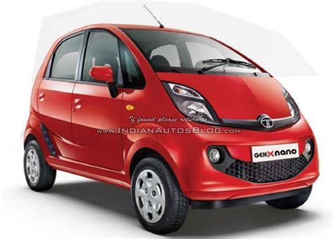 indian car tata new nano genx amt features launch fuel efficiency boot
