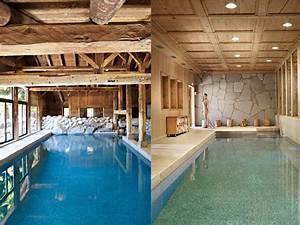 les fermes de marie megeve france piscine interieure With location chalet avec piscine interieure