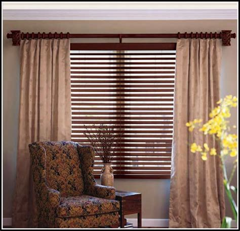 bay window curtain rod set curtains home design