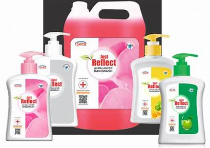 Liquid Wash Reflect Bottle Plastic Cleaner Packaging