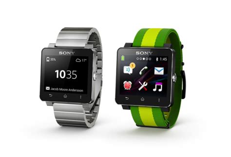 sony rolls out updates to smartwatch 2 platform