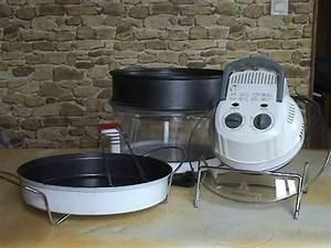 Four Cyclonique Halogène : four cyclone ez cook ax d clasf ~ Premium-room.com Idées de Décoration