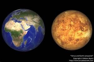 Venus the planet. - ThingLink