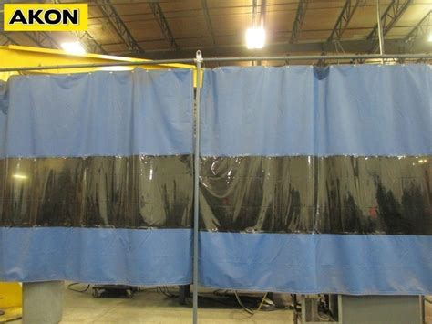 welding curtain walls akon curtain and dividers