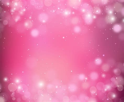 vector shinny pink background  sparkles vector