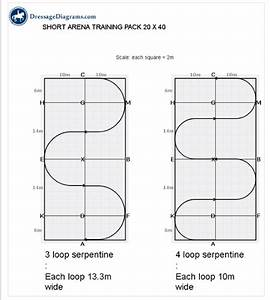 Dressage Diagrams