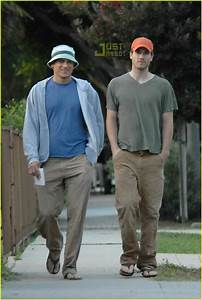Luke MacFarlane Steps Out with Wentworth Miller: Photo ...