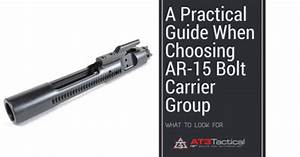 Best Ar 15 Bolt Carrier Group Diagram