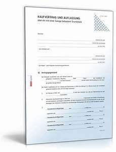 Kauf Eines Gebrauchten Hauses : kaufvertrag grundst ck mit garage muster zum download ~ Lizthompson.info Haus und Dekorationen