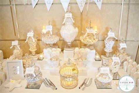 Wedding Candy Bar Buffet Wedding Reception Decorations