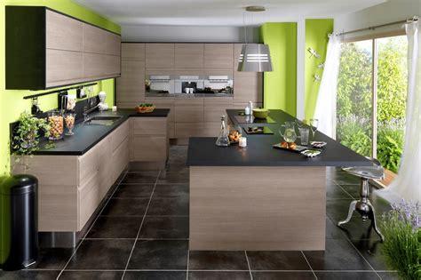 image ilot de cuisine îlot de cuisine de lapeyre
