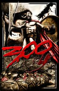 300 Movie Art