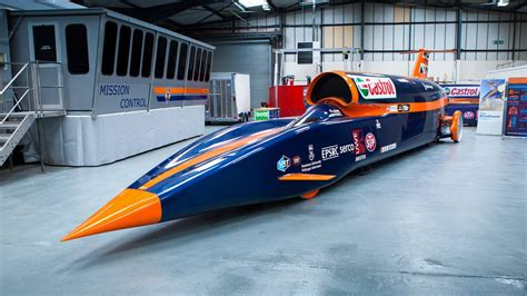 bloodhound   land speed record project relaunches