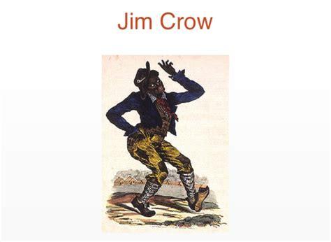 Jim Crow by Brian Sylvestri on FlowVella - Presentation ...