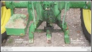 John Deere 2 Bottom Plow And Sickl