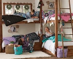 Best Bed Idea   Quadruple  Bunk  Bed